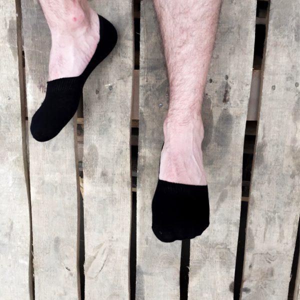 2 пары носки-следы (невидимки)