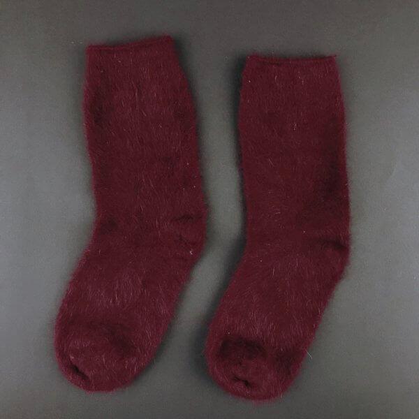 Шерсть носки