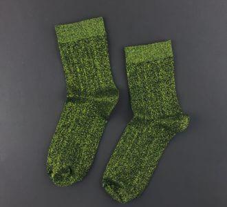 Dark green dust
